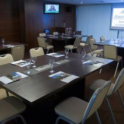 MEETING ROOMS Howard Johnson Hotel & Suites Córdoba